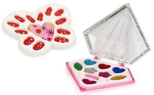 Kosmetyki blister- diament brokat + paznokcie - 2823153577