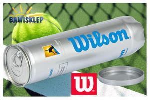 Piłki TENISOWE WILSON AUSTRALIAN OPEN 4szt T1130 - 2823153913