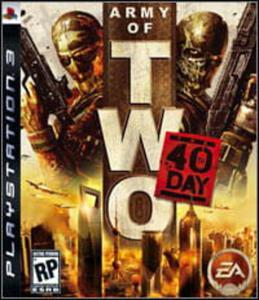 Army of Two: The 40th Day - 2886598599
