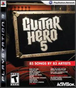 Guitar Hero 5 Bundle GITARA - 2886598618