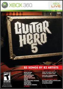Guitar Hero 5 Bundle GITARA - 2886598619