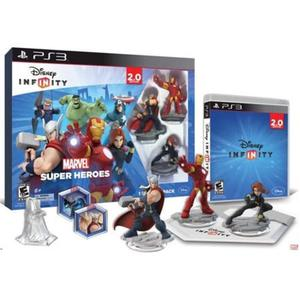 Disney Infinity 2.0: Marvel Super Heroes Zestaw Startowy (u - 2862403236