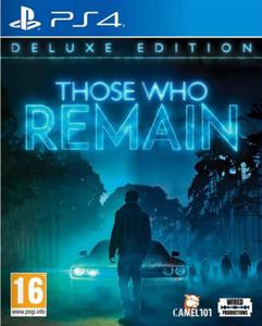 Those Who Remain edycja Deluxe [PL/ANG] - 2862416616