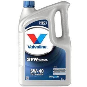 Valvoline SynPower MST C3 5W40 5L - 2855987224