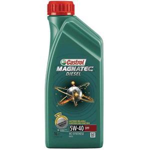 Castrol Magnatec 5W40 Diesel DPF 1L niemiecki - 2855987446