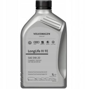 Oryginalny olej VW LongLife III 5W30 1L - 2855987450