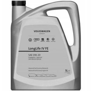 Oryginalny olej VW LongLife III 5W30 5L - 2855987667