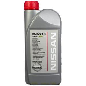 Oryginalny olej Nissan Motor Oil 5W30 DPF 1L - 2855987806