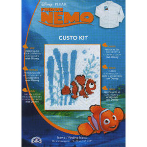 Zestaw DMC BL993a Nemo - z kanwa rozpuszczalną - 2848150041