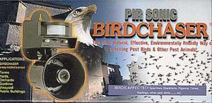 Odstraszacz ptaków gołębi szpaków kun łasic mysz szczurów tchórzy łasic - 2829364502