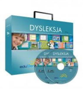 EduSensus Dysleksja pakiet profesjonalny (pakiet I i II) - 1730957272