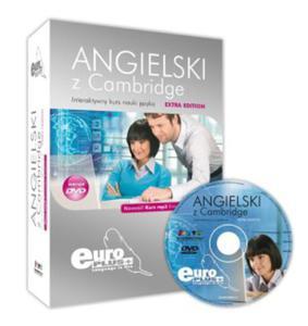 EuroPlus+ Angielski z Cambridge mp3 Edition DVD - 1730956947