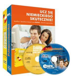 Pakiet EuroPlus+ Słownik Langenscheidt z kursem Sprachkurs Deutsch - 1730956956