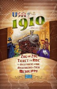 Ticket to Ride: USA 1910 - 1730957003