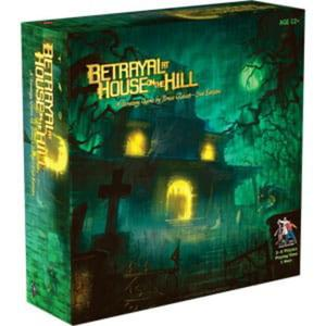 Betrayal at House on the Hill (2sd ed.) - 1730957210
