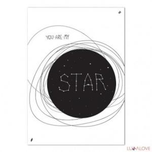 Plakat My Star - 2853826261