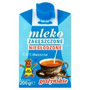 Mleko zagęszczone GOSTYŃ 200g. - 2847291152