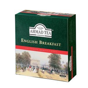 Herbata eksp. AHMAD TEA English No.1 op.100szt. - 2847291171