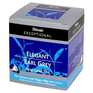 Herbata eksp. DILMAH Elegant Earl Grey op.20 - 2847291216