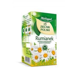 Herbata eksp. HERBAPOL Zielnik - rumianek op.20 - 2847291242