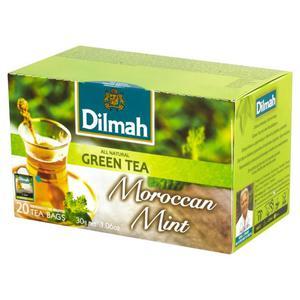 Herbata eksp. DILMAH - Moroccan mint op.20 - 2847291264