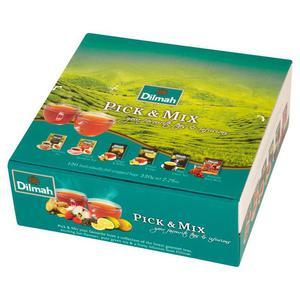 Herbata eksp. DILMAH Pick 'n' Mix 120 kopert - 2847291317