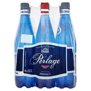 Woda CISOWIANKA op.6 Perlage 0,7l. - musująca - 2847291376