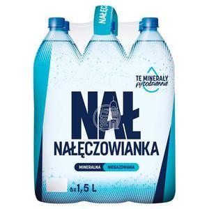 Woda NAŁĘCZOWIANKA op.6 1,5l. - niegazowana - 2847291502