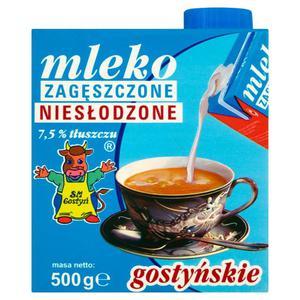 Mleko zagęszczone Gostyń 500g. - 2847291512