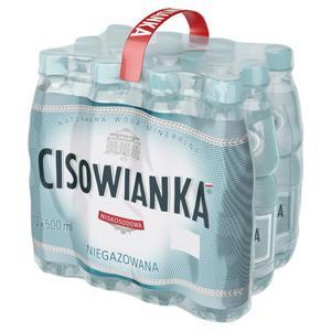 Woda CISOWIANKA op.12 0,5l. - niegazowana - 2847291517