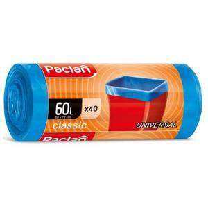 Worki na śmieci PACLAN Classic 60l. - 2847291617