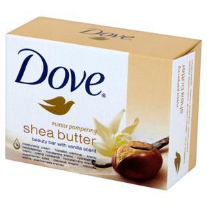 Mydło w kostce DOVE Shea butter 100g. - 2847291633