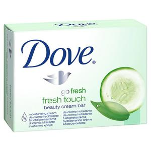 Mydło w kostce DOVE Fresh Touch 100g. - 2847291634