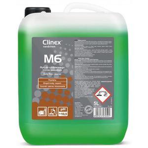 Płyn CLINEX M6 do powierzchni porowatych 5L. - 2847291777