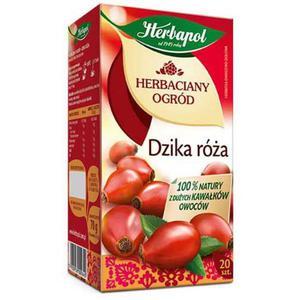 Herbata eksp. HERBAPOL Ogród - dzika róża op.20 - 2847291909