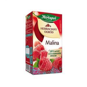 Herbata eksp. HERBAPOL Ogród - malina op.20 - 2847291910