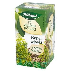 Herbata eksp. HERBAPOL Zielnik - Koper Włoski op.20 - 2847291913