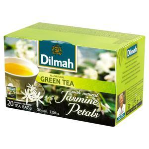 Herbata eksp. DILMAH Green Tea Jasmine op.20 - 2847291964