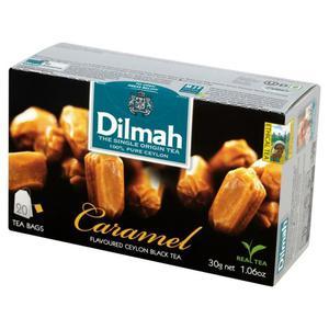 Herbata eksp. DILMAH - karmel op.20 - 2847291967