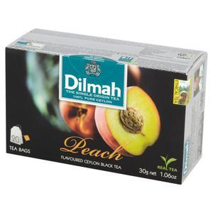 Herbata eksp. DILMAH - brzoskwinia op.20 - 2847291969