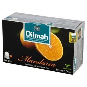 Herbata eksp. DILMAH - mandarynka op.20 - 2847291970