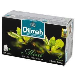 Herbata eksp. DILMAH - mięta op.20 - 2847291979
