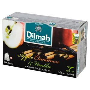 Herbata eksp. DILMAH - jabł.cynamon wanilia op.20 - 2847291981