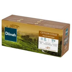 Herbata eksp. DILMAH Ceylon Gold 25tor. - 2847291987