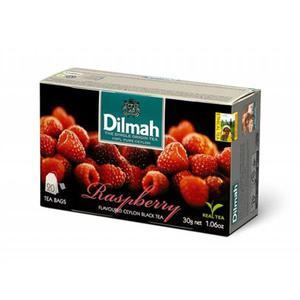Herbata eksp. DILMAH - malinowa op.20 - 2847291994