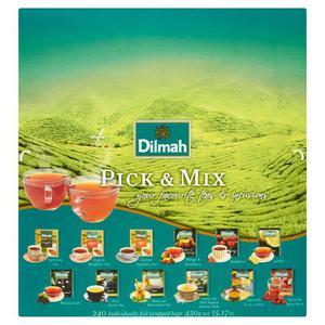 Herbata eksp. DILMAH Pick 'n' Mix 240 kopert - 2847291998