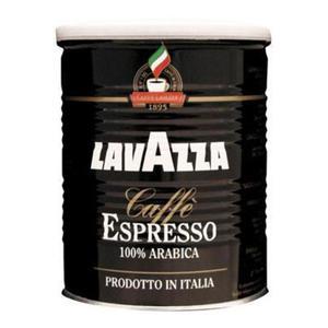 Kawa mielona LAVAZZA Espresso w puszce 250g. - 2847292120