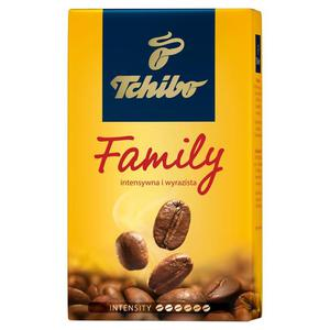 Kawa mielona TCHIBO Family 250g. - 2847292125