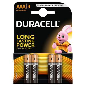 Bateria DURACELL AAA LR03 op.4 - 2847292178