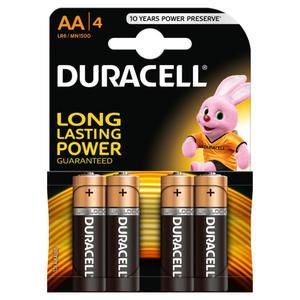 Bateria DURACELL AA LR06 op.4 - 2847292179